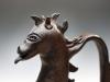 heraldischer Panther Detail